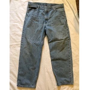 Levis 550 40 x 30 jeans red tab relaxed fit
